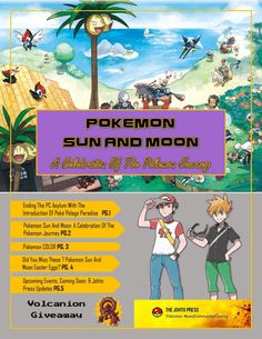Be part of the Pokemon journey by staying in the loop with our monthly FREE Pokemon E-Magazine which includes news, trivia, and most importantly FREEBIES is every issue. SUBCRIBE HERE NOW: http://eepurl.com/b-yIpL