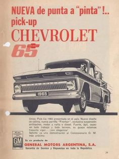 Vintage Chevy Trucks, Old Ford Trucks, Old Pickup Trucks, Classic Chevy Trucks, Gm Trucks, Chevrolet Trucks, Vintage Cars, Vintage Ideas, Chevy C10