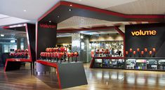 Volume store by Studio Ginger, Doncaster store design