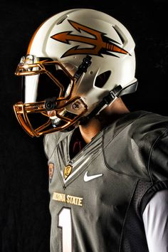 New Arizona State Copper Uniform  Desert Fuel  Sports Uniforms b2efe5bfc