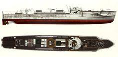 Schnellboot S100-Lancha Torpedera - Hisinsa - Hispano Internacional, S.A.