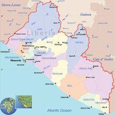 Liberia, West Africa