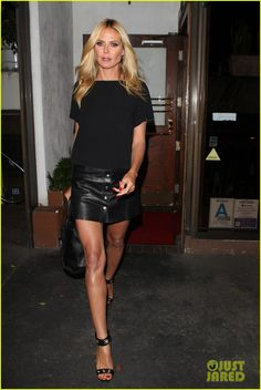 Heidi Klum: 'You Should Have Fun with Lingerie': Photo 3635436 | Heidi Klum, Vito Schnabel Pictures | Just Jared