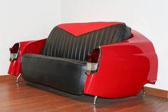 """Лот: 5008394. Фото: 1. диван из автомобиля Газ-21""""волга... Диваны"""