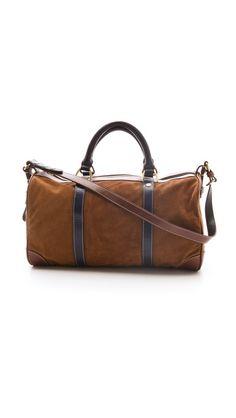 @Club Monaco Jane Mayle Suede Bag