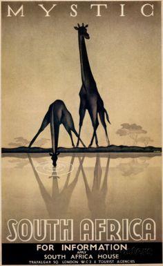 Suráfrica mística Láminas por Gayle Ullman en AllPosters.es
