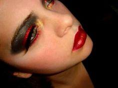 Maquillaje de diabla sexy | Todo Halloween