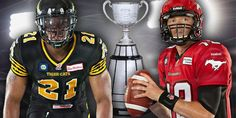 Preview: The 102nd Grey Cup Championship Canadian Football League, Grey Cup, Reebok