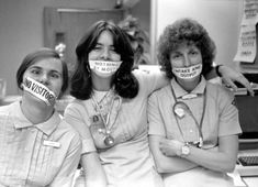 """Hopkins Med Archives on Twitter: """"Happy Friday! Brought to you by these student nurses joking around in the late 1970s. @JHUNursing #FridayFeeling… """""""