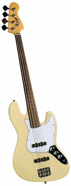 Saga JB-12 Jazz Bass-Style Fretless Bass Kit. JB-12 J style bass 4 string fretless kit Product Features All-solid basswood body (pre-sealed) Solid maple neck with fretless rosewood fingerboard, blank peghead shape and tuning machine holes pre-drilled.  Only $141 on GTR Reviewprovider.org