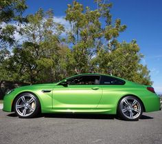 This BMW M6 Competition package is freaking awesome. Click for more... #hoon #spon