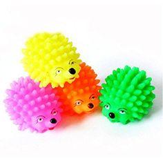 Aus der Kategorie Quietschspielzeug  gibt es, zum Preis von EUR 5,04  Feature:  <br> Für Hund spielen, Kauen und Zerren .  <br> Verbringen Sie Ihren Haustieren Zeit und halten schöne Stimmung .  <br> Sicher und zuverlässig .  <br> Geben Sie Ihrem Welpen viel glückliche Zeit spielen Spielzeug .  <br> Produkteigenschaften :  <br> Material: Ausweichen Kleber  <br> Farbe: Per Zufallsprinzip  <br> Quantität: 1 Stück  <br> Größe: 6 x 4,5 cm / 2,4 x1.8inch  <br> Paket enthalten:  <br> 1 x…