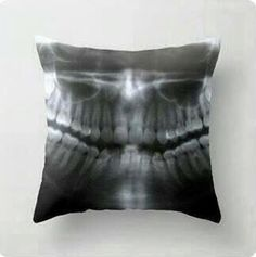 LOVE this dental x-ray pillow!!!