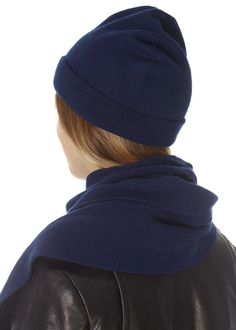 This is the Navy Beanie Hat by Italian brand 'Santacana'. This gorgeous hat will add a chic touch to any look! Blue Fabric, Beanie Hats, Merino Wool, Cashmere, Burgundy, Touch, Colour, Navy, Chic