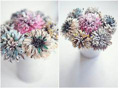 Magazine Flowers | 26 Absolutely Stunning Paper Flower DIYs