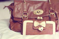 Messanger Bag + Wallet