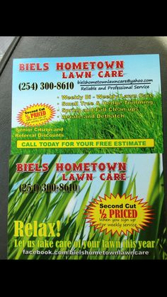 Flyer two