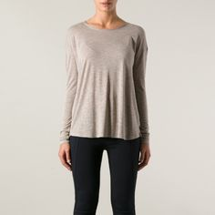 | Vince | Nude Top Flowy nude Vince top for an effortless chic  look! Vince Tops Tees - Long Sleeve