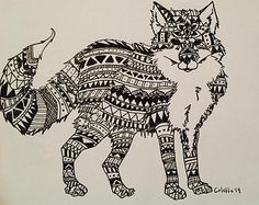 Popular items for aztec animals on Etsy
