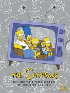 Image of The Simpsons: Simpsons Christmas Stories