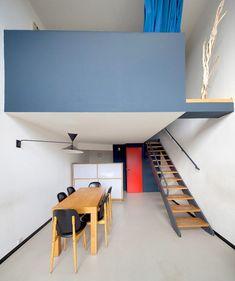 Firminy - Unité d'habitation - Le Corbusier