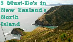 Top 5 Must-Do's in New Zealand's North Island