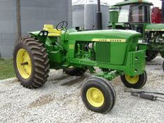1968 John Deere 4020 Diesel.  This tractor sold at an auction in western Iowa on Saturday.  The farmer told me he had bought it new in Aug. of 1968 for $6200.  It was the last thing to sell on his auction, and it was quite something to witness.  He was broken up, and you could have heard a pin drop as the auctioneer slowly worked his way up to $18,500.  What an icon of American farming!  I was glad to be able to watch it sell.