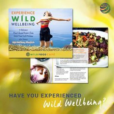 Experience Wild Wellbeing — eBook Design by Raspberry Stripes