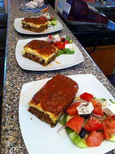 Veranda Restaurant, Greek Dishes, Greek Salad, Refreshing Drinks, Sandwiches, Homemade, Food, Home Made, Essen