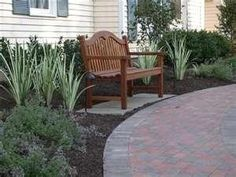 foundation plantings for front of house | Front Yard Landscaping, Ideas, Pictures - Chester, Berks and ...