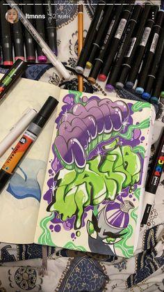 Graffiti Writing, Graffiti Wall Art, Graffiti Tagging, Graffiti Alphabet, Graffiti Lettering, Street Art Graffiti, Graffiti Designs, Graffiti Styles, Graffiti Doodles