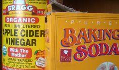 Nourished and Nurtured: Frugal and Healthy Shampoo Alternative: Baking Soda and Apple Cider Vinegar