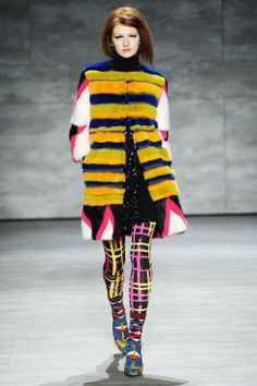 Libertine Fall 2014 Ready-to-Wear Runway - Libertine Ready-to-Wear Collection