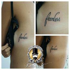 Perfect Crime Tattoo  L'art de la Delicatèsse  #perfectcrimetattoo #delicatetattoo #ghiacciosottile #thinline #lettering #sanstinoink #thewayifeel #lovesupreme #beyourself #lettering  #calligraphy #handscript