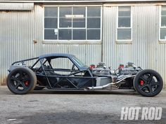 Custom Speed Buggy - Yannick Sire's Freaky Twin-Engine Hot Rod - Hot Rod Magazine