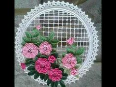 (notitle) Best Picture For Crochet dolls For Your Taste You are looking for something, and it is going to tell you exactly what you are. Crochet Wall Art, Crochet Wall Hangings, Crochet Home, Love Crochet, Irish Crochet, Crochet Motif, Crochet Crafts, Crochet Projects, Simple Hand Embroidery Patterns