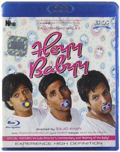 Love It Heyy Babyy Blu Ray DVD