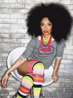 Afro the only way to wear your hair Cabello Afro Natural, Pelo Natural, Curly Hair Styles, Natural Hair Styles, Natural Beauty, Natural Hair Inspiration, African American Hairstyles, Natural Hair Journey, Afro Hairstyles