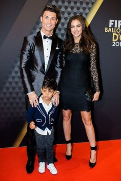 During the 2010 World Cup in South Africa, Cristiano Ronaldo's son was born to an unknown surrogate in America. He flew out to meet his new baby as soon as Portugal was kicked out of the tournament by Spain. It was alleged that the striker paid as much as $10 million to ensure that the biological mother's identity remained a secret. He now has sole custody of the boy, who he named after himself.