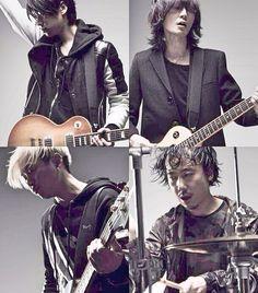 BUMP OF CHICKEN Visual Kei, Fuji, Musicians, Bands, Japanese, Rock, Chicken, Artist, Japanese Language