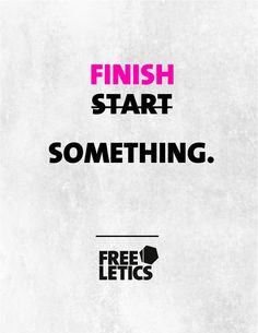 If you want something you never had, you have to do something you have never done! http://frltcs.com/freeletics-motivation