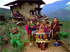 Bhutan *** the country of buddhism and mountains