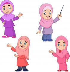 Cartoon Girl Images, Girl Cartoon, Cute Cartoon, Student Cartoon, Teacher Cartoon, Kids Background, Vector Background, Illustration Plate, Sheep Cartoon