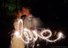 wedding photo - sparkling love (picture collection)