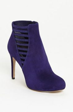 Dear Fall,   Come quick!  Sincerely,  Via Spiga 'Bleu' Bootie via Nordstrom