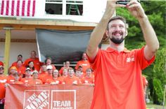 Thousands of Home Depot Volunteers Mobilizing for Nationwide Effort to Improve Safety and Accessibility for Veterans in Need - Cause Marketing Forum