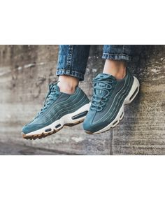 0c2363852667d2 Nike Air Max 95 Dusted Blue Shoes Sale