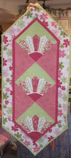 Quilt in a Day is coming to Erie! One of Eleanor Burns' new patterns! Want to make your own?