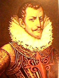He was Pedro de Alvarado one of the Spanish conquistadors.