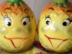 Perky Pineapples!